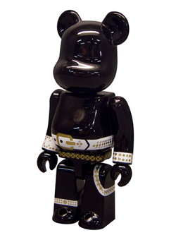 BE@RBRICK.com限定 BE@RBRICK 400% SKULL SET