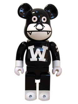 BEAMS限定 The WONDERFULMAN BE@RBRICK ベアブリック 400%