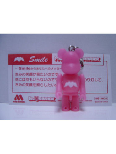 MOS・BE@RBRICK 2004 Smile