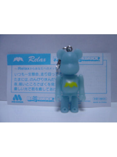 MOS・BE@RBRICK 2004 Relax