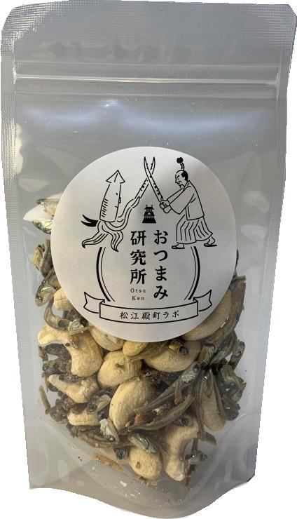 LB小魚&ジャンボカシューナッツ
