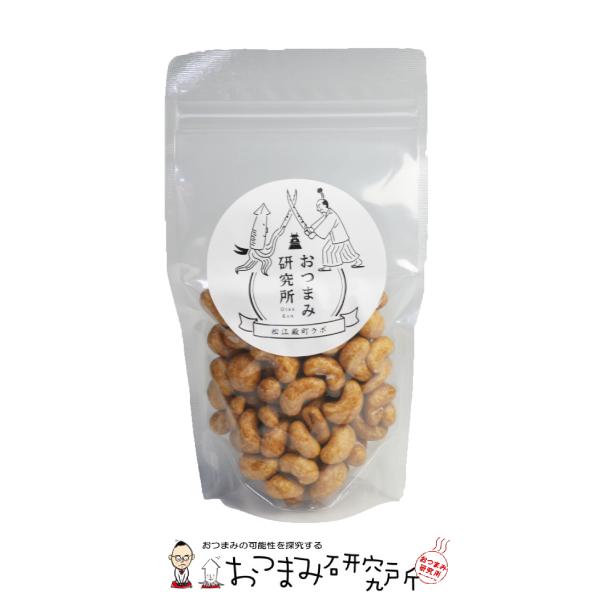 ラボしじみ醤油カシューナッツ