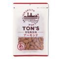 トン 食塩無添加 アーモンド 110g