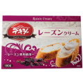 【パン祭り】デキシー レーズンクリーム 箱あり 180g