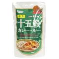 コスモ食品 直火焼 十五穀カレールー 110g