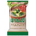 アマノフーズ いつものおみそ汁 ほうれん草 7g