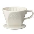 カリタ  ロート  陶器(白)#102 2〜4人用