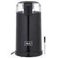 メリタ  電動コーヒーミル(ブラック) ECG62-1B