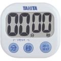 タニタ でか見えタイマー100分計(W) TD-384