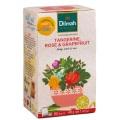 ◇【今月のオススメ紅茶】ディルマ タンジェリン、ローズ&グレープフルーツ 2gX20袋