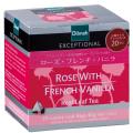 ◇【今月のオススメ紅茶】ディルマ ローズ・フレンチバニラ ティーバッグ 2gX20袋