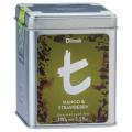 【送料無料】ディルマ ≪t-シリーズ≫マンゴー&ストロベリー リーフティー M缶100g