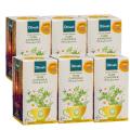 【送料無料】【業務用】ディルマ ピュア・カモミール・フラワー 1.5gX20袋      6個|610414