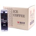 ◇【今月のオススメ】ワルツ リキッドアイスコーヒー(無糖) 1000mlX12(1ケース)|029953