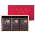 【送料無料】世界のストレートコーヒーセット 200g×3