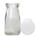 ワルツ 瓶型プリンカップ ADミルク フタ付 (100cc) 1個