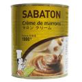 【栗スイーツ応援フェア】サバトン マロンクリーム 1kg