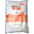 創健社 国内産小麦粉 薄力粉 500g