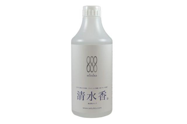 清水香 無香料 450ml(スプレーノズルなし)