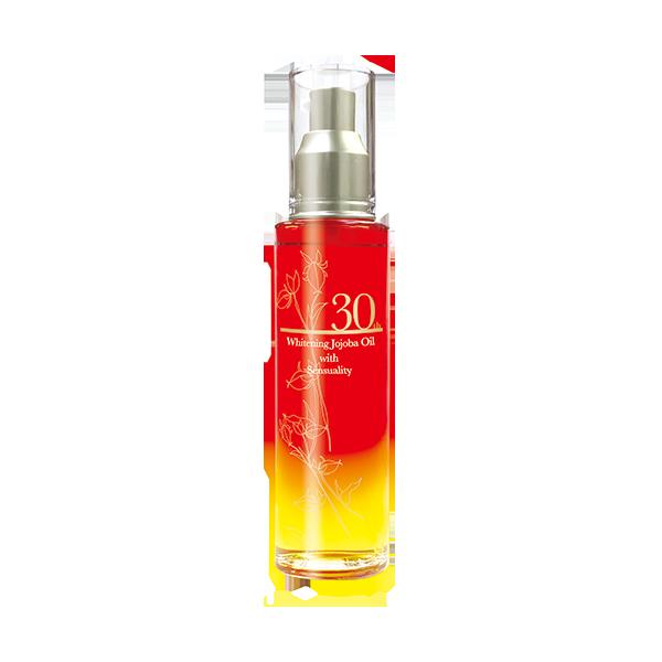 サンナチュラルズ 薬用ホワイトニングオイル カルダモン (センシュアリティフラワー)80ml