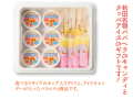 進藤冷菓 秋田名物ババヘラ・キャンデー&カップセット