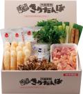 【送料・クール代別途】タカヤナギ・山王食品きりたんぽ鍋セット 4〜5人前