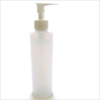 【セール品】ka1136 プッシュ式ボトル200ml【ローションの詰替えを入れるのにも便利】