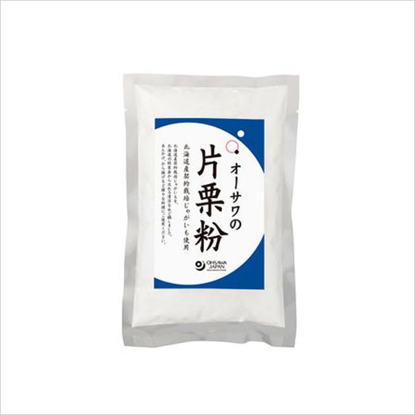 【北海道産馬鈴薯でんぷん使用】オーサワの片栗粉300g [商品番号:ke3350]