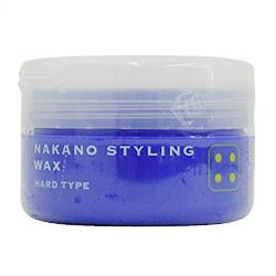 ナカノ スタイリング ワックス4 ハードタイプ