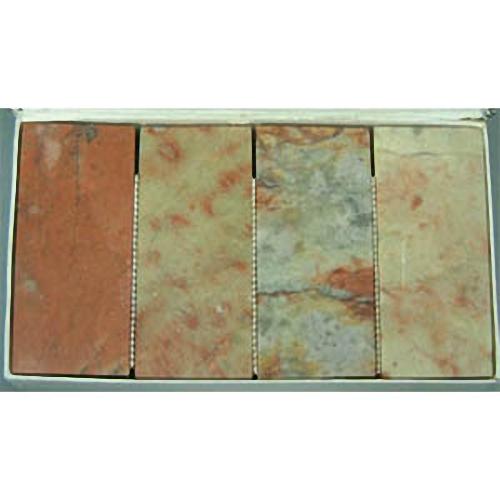 21410b 篆刻用石印材 寿山石 1410 4.0cm角 4本入り