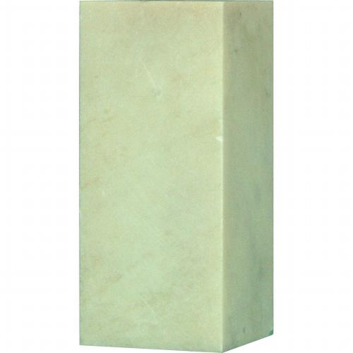 21606 篆刻用石印材 白渓石 3580 3.5cm角