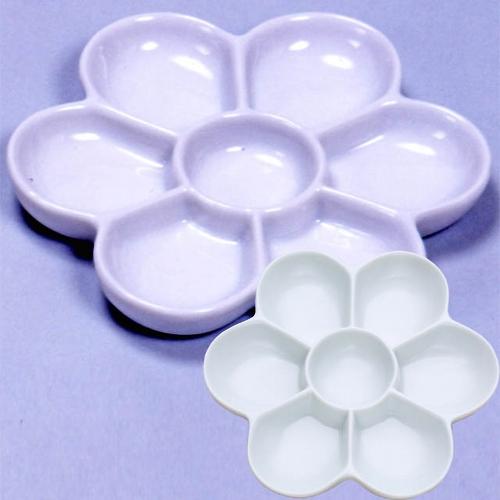 26516 陶器 梅皿 15.0cm