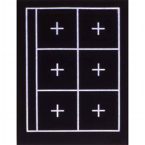 27102 下敷1mm 富士 線引 規格