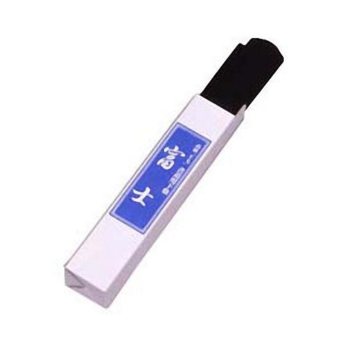 27104 下敷1mm 富士 黒 半切判