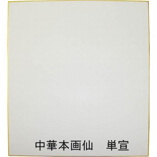 607515 大色紙 中華本画仙 極上(中華本画仙単宣)0016