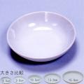 26513 陶器  トキ皿 13.0cm