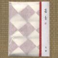608025 朱白 文香(透明感のある花の香り) 6個入 FF09
