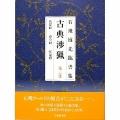 800618 石飛博光臨書集 古典渉猟 第3集 A4変型判並製64頁  芸術新聞社