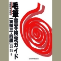 810130 毛筆書写検定ガイド実技3.4級 B5判 144頁  日本習字普及協会