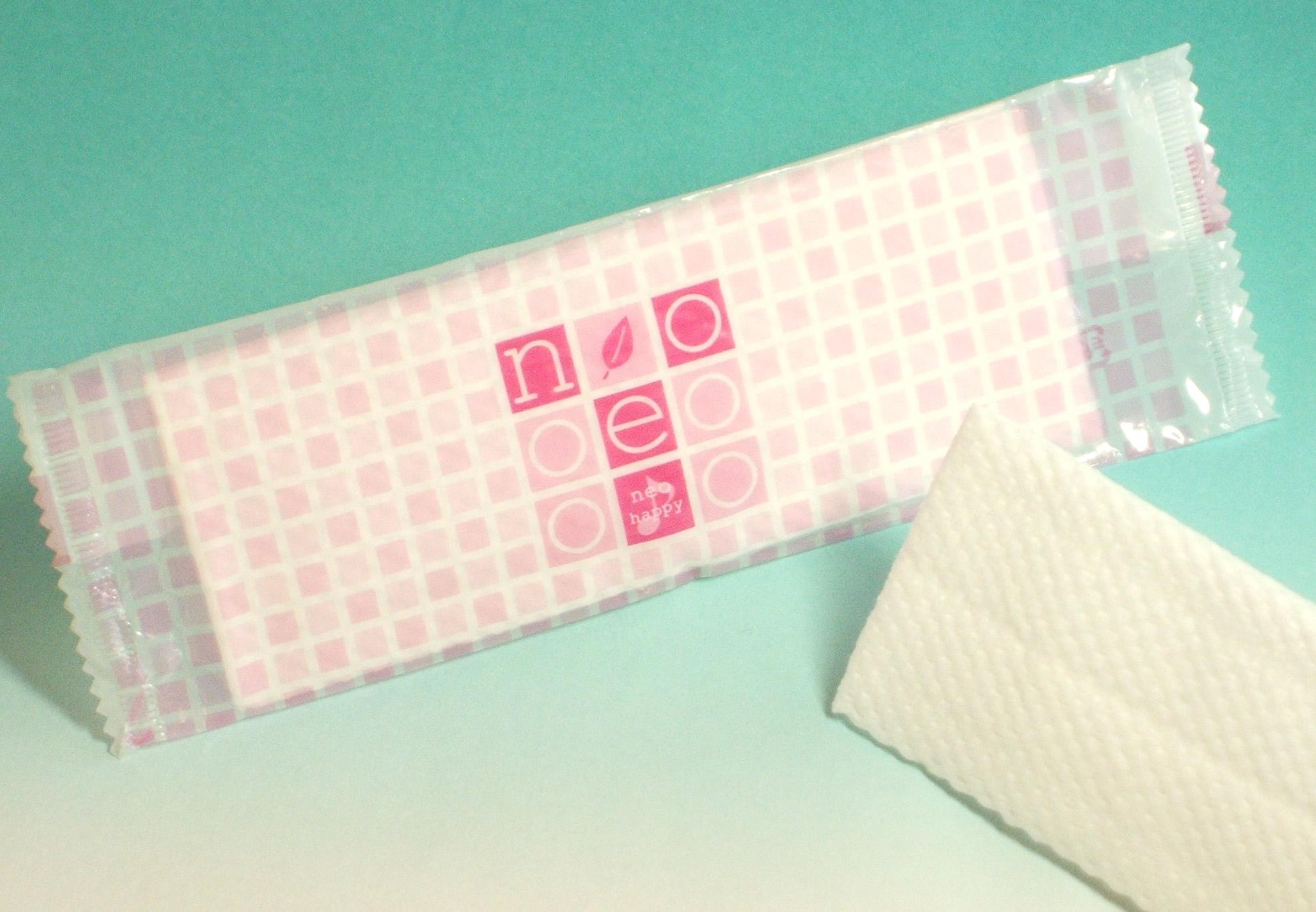 業務用紙おしぼり(紙タイプおしぼり・AH)