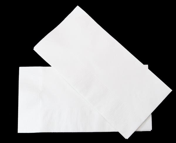 2プライ8つ折紙ナプキン
