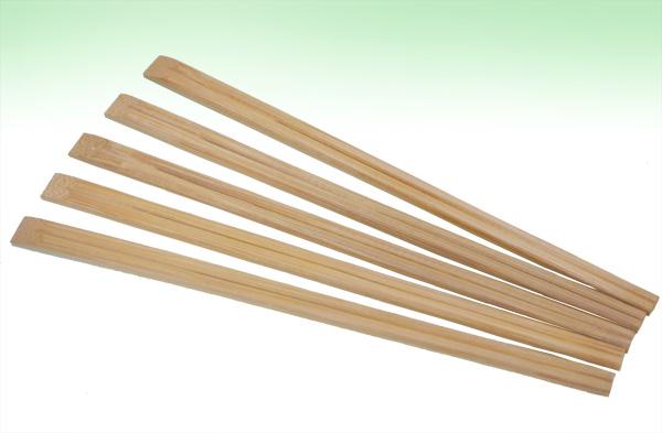 炭化竹天削箸(24cm)1500膳