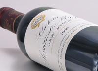 1988年 シャトー・ソシアンド・マレ ボルドー赤ワイン