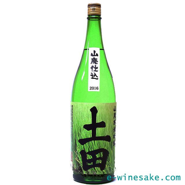 土田 山廃純米/群馬の地酒/酒の瀧澤