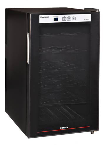 ワインセラー カヴリナWR-5018B (ブラック)