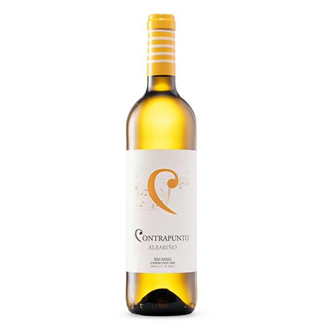 コントラプント・アルバリーニョ/スペイン白ワイン/酒の瀧澤