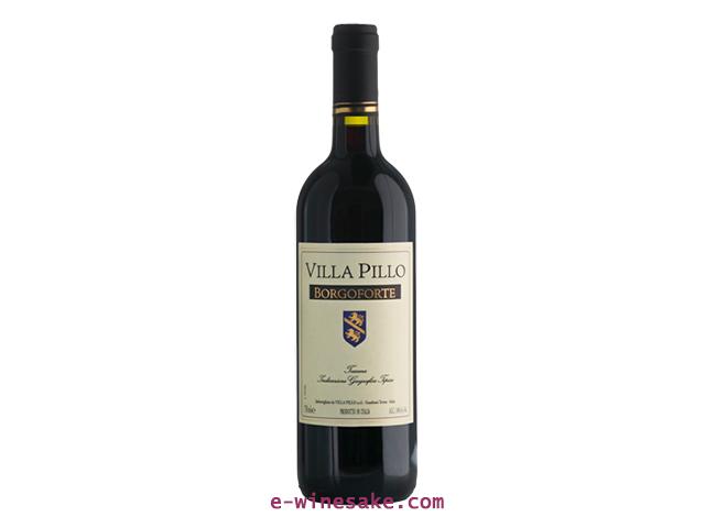 ボルゴフォルテ/ヴィラ・ピッロ/トスカーナ/イタリア赤ワイン