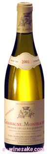 シャサーニュ・モンラッシェ ロッケモール フルール・ラ・ローズ ブルゴーニュ白ワイン
