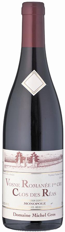 クロ・ド・レア/ミシェル・グロ/ヴォーヌ・ロマネ/ブルゴーニュ/酒の瀧澤