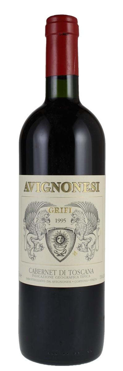 グリフィ/カベルネソーヴィニヨン/アヴィニョネジ/トスカーナ/イタリア赤ワイン/酒の瀧澤